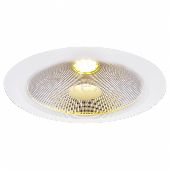 Фото Встраиваемый светильник Arte Lamp Uovo A2420PL-1WH