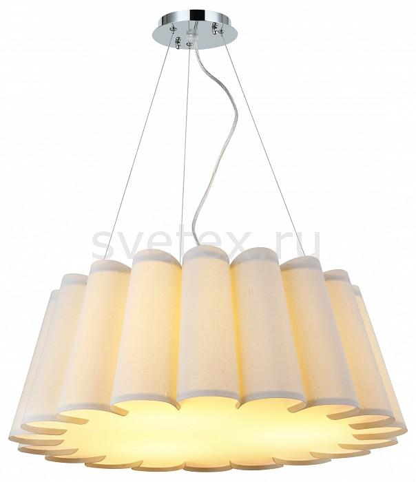 Подвесной светильник FavouriteСветодиодные<br>Артикул - FV_1605-3PC,Бренд - Favourite (Германия),Коллекция - Gofra,Гарантия, месяцы - 24,Высота, мм - 235-1235,Диаметр, мм - 605,Тип лампы - компактная люминесцентная [КЛЛ] ИЛИсветодиодная [LED],Общее кол-во ламп - 3,Напряжение питания лампы, В - 220,Максимальная мощность лампы, Вт - 25,Лампы в комплекте - отсутствуют,Цвет плафонов и подвесок - белый,Тип поверхности плафонов - матовый,Материал плафонов и подвесок - рогожка,Цвет арматуры - черный,Тип поверхности арматуры - матовый,Материал арматуры - металл,Количество плафонов - 1,Возможность подлючения диммера - можно, если установить лампу накаливания,Тип цоколя лампы - E27,Класс электробезопасности - I,Общая мощность, Вт - 75,Степень пылевлагозащиты, IP - 20,Диапазон рабочих температур - комнатная температура,Дополнительные параметры - способ крепления к потолку - на монтажной пластине, регулируется по высоте<br>