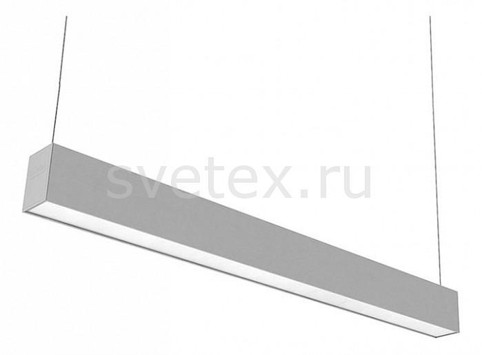 Подвесной светильник Led EffectСветильники<br>Артикул - LED_414824,Бренд - Led Effect (Россия),Коллекция - Стрела,Гарантия, месяцы - 24,Длина, мм - 970,Ширина, мм - 65,Высота, мм - 100,Тип лампы - светодиодная [LED],Общее кол-во ламп - 1,Напряжение питания лампы, В - 220,Максимальная мощность лампы, Вт - 40,Цвет лампы - белый,Лампы в комплекте - светодиодная [LED],Цвет плафонов и подвесок - белый,Тип поверхности плафонов - матовый,Материал плафонов и подвесок - полимер,Цвет арматуры - серый,Тип поверхности арматуры - матовый,Материал арматуры - металл,Количество плафонов - 1,Необходимые компоненты - комплект для подвесного монтажа арт. LE-0962,Компоненты, входящие в комплект - нет,Цветовая температура, K - 4000 K,Световой поток, лм - 2900,Экономичнее лампы накаливания - В 4, 9 раза,Светоотдача, лм/Вт - 73,Ресурс лампы - 50 тыс. час.,Класс электробезопасности - I,Коэффициент мощности - 0.9,Степень пылевлагозащиты, IP - 20,Диапазон рабочих температур - от -0^C до +45^C,Индекс цветопередачи, % - 80,Пульсации светового потока, % менее - 1,Климатическое исполнение - УХЛ 4,Дополнительные параметры - опаловый рассеиватель, дополнительные опции:угловое соединение LE-0936кронштейн для настенного монтажа LE-0935комплект для подвесного монтажа LE-0962торцевое соединение LE-0968соединения типа «Перекресток» LE-0969<br>