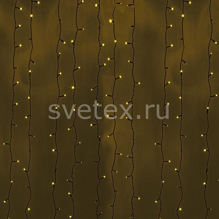 Фото Занавес световой Неон-Найт x 3 м x 2 м LED-TPL-38_20 235-141