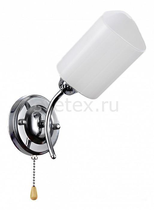 Бра ToscomНастенные светильники<br>Артикул - TO_TC-995-501,Бренд - Toscom (Китай),Коллекция - Ricco,Гарантия, месяцы - 24,Ширина, мм - 110,Высота, мм - 250,Выступ, мм - 270,Размер упаковки, мм - 720x185x400,Тип лампы - компактная люминесцентная [КЛЛ] ИЛИнакаливания ИЛИсветодиодная [LED],Общее кол-во ламп - 1,Напряжение питания лампы, В - 220,Максимальная мощность лампы, Вт - 60,Лампы в комплекте - отсутствуют,Цвет плафонов и подвесок - белый,Тип поверхности плафонов - матовый,Материал плафонов и подвесок - стекло,Цвет арматуры - хром,Тип поверхности арматуры - глянцевый,Материал арматуры - металл,Количество плафонов - 1,Наличие выключателя, диммера или пульта ДУ - выключатель шнуровой,Возможность подлючения диммера - можно, если установить лампу накаливания,Тип цоколя лампы - E27,Класс электробезопасности - I,Степень пылевлагозащиты, IP - 20,Диапазон рабочих температур - комнатная температура,Дополнительные параметры - способ крепления светильника к стене - на монтажной пластине, светильник предназначен для использования со скрытой проводкой<br>