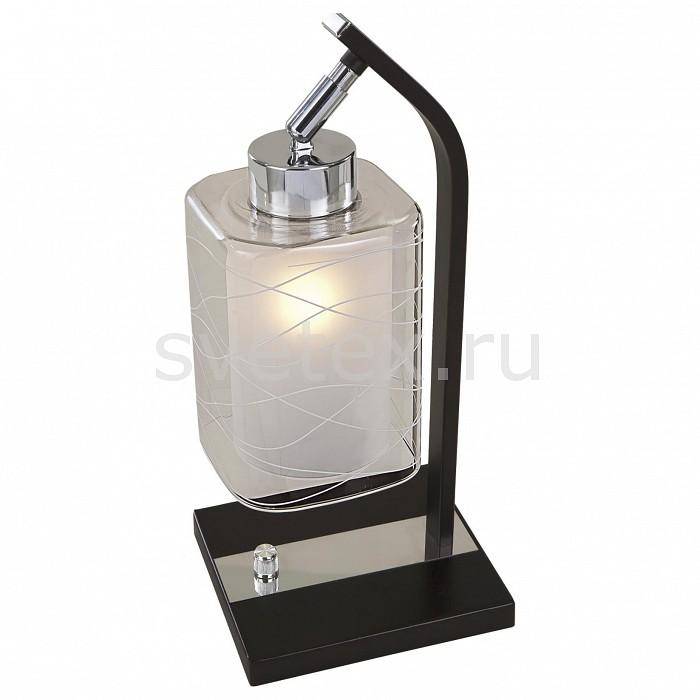 Настольная лампа CitiluxСтеклянный плафон<br>Артикул - CL159811,Бренд - Citilux (Дания),Коллекция - Румба,Гарантия, месяцы - 24,Время изготовления, дней - 1,Ширина, мм - 140,Высота, мм - 380,Выступ, мм - 160,Тип лампы - компактная люминесцентная [КЛЛ] ИЛИнакаливания ИЛИсветодиодная [LED],Общее кол-во ламп - 1,Напряжение питания лампы, В - 220,Максимальная мощность лампы, Вт - 75,Лампы в комплекте - отсутствуют,Цвет плафонов и подвесок - белый, неокрашенный с рисунком,Тип поверхности плафонов - матовый, прозрачный,Материал плафонов и подвесок - стекло,Цвет арматуры - венге, хром,Тип поверхности арматуры - глянцевый, матовый,Материал арматуры - металл,Количество плафонов - 1,Наличие выключателя, диммера или пульта ДУ - выключатель,Компоненты, входящие в комплект - провод электропитания с вилкой без заземления длиной 2 м.,Тип цоколя лампы - E27,Класс электробезопасности - II,Степень пылевлагозащиты, IP - 20,Диапазон рабочих температур - комнатная температура,Дополнительные параметры - провод электропитания с вилкой без заземления<br>
