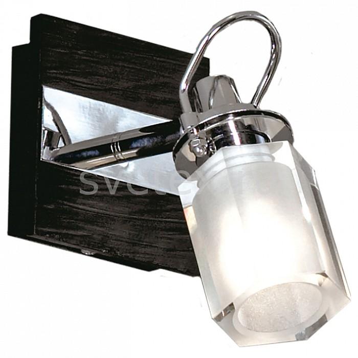 Спот LussoleС 1 лампой<br>Артикул - LSL-7901-01,Бренд - Lussole (Италия),Коллекция - Abruzzi,Гарантия, месяцы - 24,Время изготовления, дней - 1,Длина, мм - 150,Ширина, мм - 100,Выступ, мм - 170,Тип лампы - галогеновая,Общее кол-во ламп - 1,Напряжение питания лампы, В - 220,Максимальная мощность лампы, Вт - 40,Цвет лампы - белый теплый,Лампы в комплекте - галогеновая G9,Цвет плафонов и подвесок - белый,Тип поверхности плафонов - матовый,Материал плафонов и подвесок - стекло,Цвет арматуры - хром, черная смола,Тип поверхности арматуры - глянцевый,Материал арматуры - дерево, металл,Количество плафонов - 1,Возможность подлючения диммера - можно,Форма и тип колбы - пальчиковая,Тип цоколя лампы - G9,Цветовая температура, K - 2800 - 3200 K,Экономичнее лампы накаливания - на 50%,Класс электробезопасности - I,Степень пылевлагозащиты, IP - 20,Диапазон рабочих температур - комнатная температура,Дополнительные параметры - поворотный светильник<br>