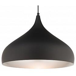 Подвесной светильник GloboДля кухни<br>Артикул - GB_15201,Бренд - Globo (Австрия),Коллекция - Franziska,Гарантия, месяцы - 24,Высота, мм - 1500,Диаметр, мм - 420,Тип лампы - компактная люминесцентная [КЛЛ] ИЛИнакаливания ИЛИсветодиодная [LED],Общее кол-во ламп - 1,Напряжение питания лампы, В - 220,Максимальная мощность лампы, Вт - 60,Лампы в комплекте - отсутствуют,Цвет плафонов и подвесок - белый, черный,Тип поверхности плафонов - матовый,Материал плафонов и подвесок - металл,Цвет арматуры - черный,Тип поверхности арматуры - матовый,Материал арматуры - металл,Возможность подлючения диммера - можно, если установить лампу накаливания,Тип цоколя лампы - E27,Класс электробезопасности - I,Степень пылевлагозащиты, IP - 20,Диапазон рабочих температур - комнатная температура,Дополнительные параметры - способ крепления к потолку - на монтажной пластине, регулируется по высоте<br>