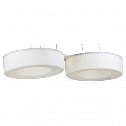 Подвесной светильник ST-LuceСветодиодные<br>Артикул - SL886.503.02,Бренд - ST-Luce (Китай),Коллекция - Lordin,Гарантия, месяцы - 24,Высота, мм - 1200,Размер упаковки, мм - 810x410x160,Тип лампы - светодиодная [LED],Общее кол-во ламп - 2,Максимальная мощность лампы, Вт - 16,Лампы в комплекте - светодиодные [LED],Цвет плафонов и подвесок - белый,Тип поверхности плафонов - матовый,Материал плафонов и подвесок - акрил,Цвет арматуры - белый,Тип поверхности арматуры - матовый,Материал арматуры - металл,Возможность подлючения диммера - нельзя,Класс электробезопасности - I,Общая мощность, Вт - 32,Степень пылевлагозащиты, IP - 20,Диапазон рабочих температур - комнатная температура,Дополнительные параметры - способ крепления светильника к потолку - на монтажной пластине, регулируется по высоте<br>