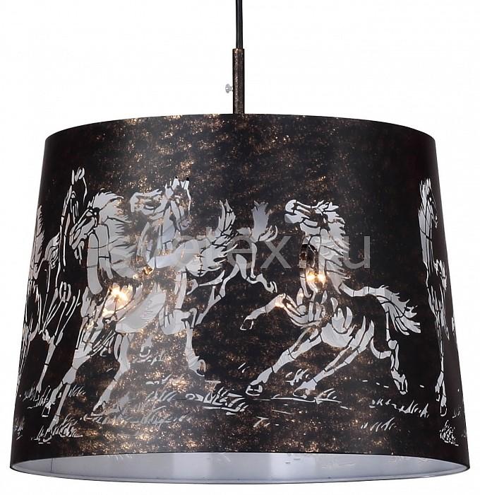 Подвесной светильник FavouriteДля кухни<br>Артикул - FV_1760-3P,Бренд - Favourite (Германия),Коллекция - Herde,Гарантия, месяцы - 24,Высота, мм - 320-680,Диаметр, мм - 350,Тип лампы - компактная люминесцентная [КЛЛ] ИЛИнакаливания ИЛИсветодиодная [LED],Общее кол-во ламп - 3,Напряжение питания лампы, В - 220,Максимальная мощность лампы, Вт - 40,Лампы в комплекте - отсутствуют,Цвет плафонов и подвесок - коричневый с белым рисунком,Тип поверхности плафонов - матовый,Материал плафонов и подвесок - металл,Цвет арматуры - коричневый,Тип поверхности арматуры - матовый,Материал арматуры - металл,Количество плафонов - 1,Возможность подлючения диммера - можно, если установить лампу накаливания,Тип цоколя лампы - E14,Класс электробезопасности - I,Общая мощность, Вт - 120,Степень пылевлагозащиты, IP - 20,Диапазон рабочих температур - комнатная температура,Дополнительные параметры - регулируется по высоте, способ крепления светильника к потолку – на монтажной пластине<br>