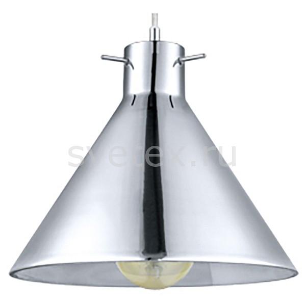 Подвесной светильник EgloСветодиодные<br>Артикул - EG_49273,Бренд - Eglo (Австрия),Коллекция - Brixham,Гарантия, месяцы - 24,Высота, мм - 1100,Диаметр, мм - 245,Тип лампы - компактная люминесцентная [КЛЛ] ИЛИнакаливания ИЛИсветодиодная [LED],Общее кол-во ламп - 1,Напряжение питания лампы, В - 220,Максимальная мощность лампы, Вт - 60,Лампы в комплекте - отсутствуют,Цвет плафонов и подвесок - хром,Тип поверхности плафонов - глянцевый,Материал плафонов и подвесок - сталь,Цвет арматуры - хром,Тип поверхности арматуры - глянцевый,Материал арматуры - сталь,Количество плафонов - 1,Возможность подлючения диммера - можно, если установить лампу накаливания,Тип цоколя лампы - E27,Класс электробезопасности - I,Степень пылевлагозащиты, IP - 20,Диапазон рабочих температур - комнатная температура,Дополнительные параметры - способ крепления светильника к потолку – на крюке<br>