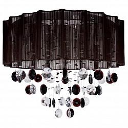 Накладной светильник MW-LightКруглые<br>Артикул - MW_244018910,Бренд - MW-Light (Германия),Коллекция - Каскад 23,Гарантия, месяцы - 24,Время изготовления, дней - 1,Высота, мм - 430,Диаметр, мм - 590,Размер упаковки, мм - 670х670х260,Тип лампы - галогеновая,Общее кол-во ламп - 10,Напряжение питания лампы, В - 12,Максимальная мощность лампы, Вт - 20,Лампы в комплекте - галогеновые G4,Цвет плафонов и подвесок - неокрашенный, спелая вишня,Тип поверхности плафонов - прозрачный,Материал плафонов и подвесок - хрусталь, текстиль,Цвет арматуры - хром,Тип поверхности арматуры - глянцевый,Материал арматуры - металл,Форма и тип колбы - пальчиковая,Тип цоколя лампы - G4,Класс электробезопасности - I,Общая мощность, Вт - 200,Степень пылевлагозащиты, IP - 20,Диапазон рабочих температур - комнатная температура<br>