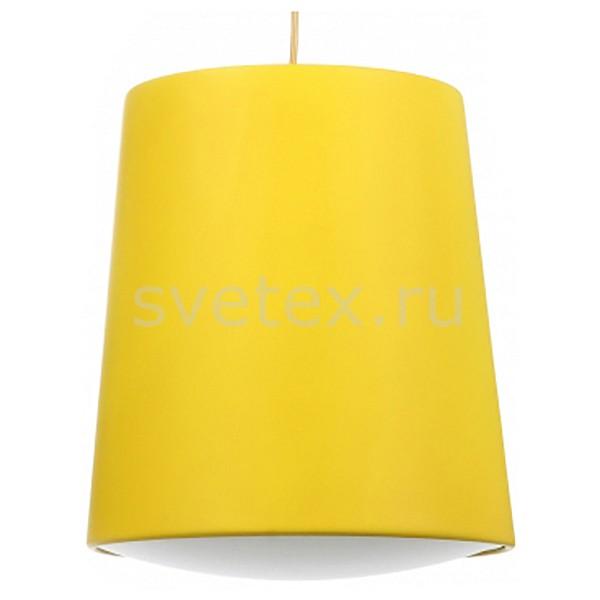 Подвесной светильник CosmoДля кухни<br>Артикул - CS_2663,Бренд - Cosmo (Россия),Коллекция - Hide,Гарантия, месяцы - 24,Высота, мм - 1200,Диаметр, мм - 300,Тип лампы - компактная люминесцентная [КЛЛ] ИЛИнакаливания ИЛИсветодиодная [LED],Общее кол-во ламп - 1,Напряжение питания лампы, В - 220,Максимальная мощность лампы, Вт - 60,Лампы в комплекте - отсутствуют,Цвет плафонов и подвесок - желтый,Тип поверхности плафонов - матовый,Материал плафонов и подвесок - дюралюминий,Цвет арматуры - желтый,Тип поверхности арматуры - матовый,Материал арматуры - металл,Количество плафонов - 1,Возможность подлючения диммера - можно, если установить лампу накаливания,Тип цоколя лампы - E27,Класс электробезопасности - I,Степень пылевлагозащиты, IP - 20,Диапазон рабочих температур - комнатная температура,Дополнительные параметры - способ крепления светильника к потолку – на крюке<br>