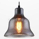 Подвесной светильник EurosvetДля кухни<br>Артикул - EV_78365,Бренд - Eurosvet (Китай),Коллекция - 50039-40,Гарантия, месяцы - 24,Высота, мм - 960,Диаметр, мм - 200,Тип лампы - компактная люминесцентная [КЛЛ] ИЛИнакаливания ИЛИсветодиодная [LED],Общее кол-во ламп - 1,Напряжение питания лампы, В - 220,Максимальная мощность лампы, Вт - 60,Лампы в комплекте - отсутствуют,Цвет плафонов и подвесок - дымчатый,Тип поверхности плафонов - прозрачный,Материал плафонов и подвесок - стекло,Цвет арматуры - черный,Тип поверхности арматуры - матовый,Материал арматуры - металл,Количество плафонов - 1,Возможность подлючения диммера - можно, если установить лампу накаливания,Тип цоколя лампы - E27,Класс электробезопасности - I,Степень пылевлагозащиты, IP - 20,Диапазон рабочих температур - комнатная температура,Дополнительные параметры - способ крепления светильника к потолку - на монтажной пластине, светильник регулируется по высоте<br>