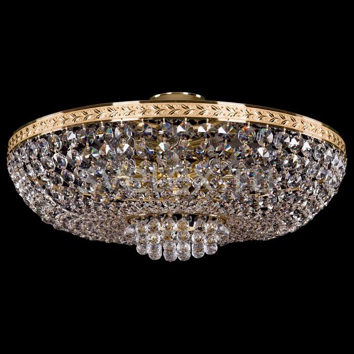 Фото Люстра на штанге Bohemia Ivele Crystal 1928 1928/55/Z/G