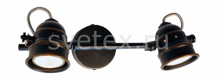 Спот CitiluxСпоты<br>Артикул - CL537521,Бренд - Citilux (Дания),Коллекция - Веймар,Длина, мм - 300,Ширина, мм - 90,Выступ, мм - 160,Тип лампы - галогеновая,Общее кол-во ламп - 2,Напряжение питания лампы, В - 220,Максимальная мощность лампы, Вт - 50,Цвет лампы - белый теплый,Лампы в комплекте - галогеновые GU10,Цвет плафонов и подвесок - коричневый,Тип поверхности плафонов - матовый,Материал плафонов и подвесок - металл,Цвет арматуры - коричневый, хром,Тип поверхности арматуры - матовый, глянцевый,Материал арматуры - металл,Количество плафонов - 2,Возможность подлючения диммера - можно,Форма и тип колбы - полусферическая с рефлектором,Тип цоколя лампы - GU10,Цветовая температура, K - 2800 - 3200 K,Экономичнее лампы накаливания - на 50%,Класс электробезопасности - I,Общая мощность, Вт - 100,Степень пылевлагозащиты, IP - 20,Диапазон рабочих температур - комнатная температура,Дополнительные параметры - поворотный светильник<br>