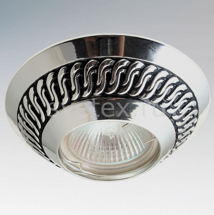 Фото Встраиваемый светильник Lightstar Helio Onda 011174