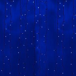 Занавес световой Неон-НайтЗанавесы световые<br>Артикул - NN_235-143,Бренд - Неон-Найт (Россия),Коллекция - LED-TPL-38_20,Время изготовления, дней - 1,Высота, мм - 3000,Тип лампы - светодиодная [LED],Общее кол-во ламп - 760,Напряжение питания лампы, В - 220,Максимальная мощность лампы, Вт - 0.06,Лампы в комплекте - светодиодные [LED],Форма и тип колбы - пальчиковая точечная,Класс электробезопасности - II,Общая мощность, Вт - 45,Степень пылевлагозащиты, IP - 54,Диапазон рабочих температур - от -40^C до +60^C,Дополнительные параметры - двухжильная гирлянда, расстояние между нитями 10 см<br>