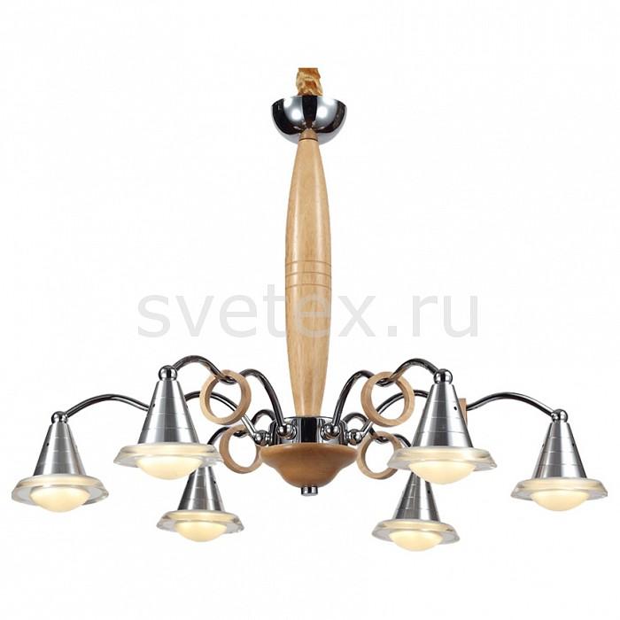 Подвесная люстра Lucia TucciПолимерные плафоны<br>Артикул - LT_Natura_154.6,Бренд - Lucia Tucci (Италия),Коллекция - Natura,Гарантия, месяцы - 24,Время изготовления, дней - 1,Высота, мм - 790,Диаметр, мм - 600,Тип лампы - светодиодная [LED],Общее кол-во ламп - 6,Напряжение питания лампы, В - 220,Максимальная мощность лампы, Вт - 5,Цвет лампы - белый теплый,Лампы в комплекте - светодиодные [LED],Цвет плафонов и подвесок - белый, неокрашенный,Тип поверхности плафонов - матовый,Материал плафонов и подвесок - акрил,Цвет арматуры - сосна, хром,Тип поверхности арматуры - глянцевый, матовый,Материал арматуры - дерево, металл,Количество плафонов - 6,Возможность подлючения диммера - нельзя,Цветовая температура, K - 2700 K,Световой поток, лм - 4900,Экономичнее лампы накаливания - в 10 раз,Светоотдача, лм/Вт - 163,Класс электробезопасности - I,Общая мощность, Вт - 30,Степень пылевлагозащиты, IP - 20,Диапазон рабочих температур - комнатная температура,Дополнительные параметры - регулируется по высоте,  способ крепления светильника к потолку – на крюке<br>