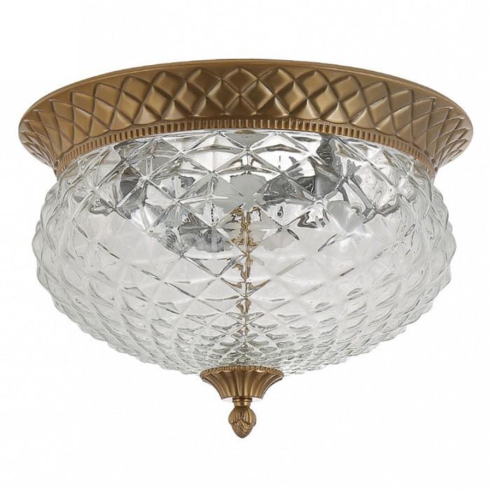Накладной светильник Crystal LuxКруглые<br>Артикул - CU_2000_104,Бренд - Crystal Lux (Испания),Коллекция - Hola,Гарантия, месяцы - 24,Высота, мм - 300,Диаметр, мм - 440,Тип лампы - компактная люминесцентная [КЛЛ] ИЛИнакаливания ИЛИсветодиодная [LED],Общее кол-во ламп - 4,Напряжение питания лампы, В - 220,Максимальная мощность лампы, Вт - 60,Лампы в комплекте - отсутствуют,Цвет плафонов и подвесок - неокрашенный,Тип поверхности плафонов - прозрачный, рельефный,Материал плафонов и подвесок - стекло,Цвет арматуры - бронза,Тип поверхности арматуры - матовый,Материал арматуры - металл,Количество плафонов - 1,Возможность подлючения диммера - можно, если установить лампу накаливания,Тип цоколя лампы - E14,Класс электробезопасности - I,Общая мощность, Вт - 240,Степень пылевлагозащиты, IP - 20,Диапазон рабочих температур - комнатная температура,Дополнительные параметры - способ крепления светильника к потолку - на монтажной пластине<br>