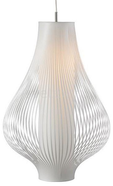 Подвесной светильник markslojdБарные<br>Артикул - ML_104410,Бренд - markslojd (Швеция),Коллекция - Tupelo,Гарантия, месяцы - 24,Высота, мм - 850-1500,Диаметр, мм - 450,Тип лампы - компактная люминесцентная [КЛЛ] ИЛИнакаливания ИЛИсветодиодная [LED],Общее кол-во ламп - 1,Напряжение питания лампы, В - 220,Максимальная мощность лампы, Вт - 40,Лампы в комплекте - отсутствуют,Цвет плафонов и подвесок - белый,Тип поверхности плафонов - матовый,Материал плафонов и подвесок - полимер, текстиль,Цвет арматуры - хром,Тип поверхности арматуры - матовый,Материал арматуры - металл,Количество плафонов - 1,Возможность подлючения диммера - можно, если установить лампу накаливания,Тип цоколя лампы - E27,Класс электробезопасности - I,Степень пылевлагозащиты, IP - 20,Диапазон рабочих температур - комнатная температура<br>