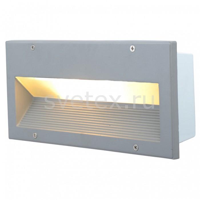 Встраиваемый светильник Arte LampВстраиваемые светильники<br>Артикул - AR_A5158IN-1GY,Бренд - Arte Lamp (Италия),Коллекция - Install 2,Гарантия, месяцы - 24,Время изготовления, дней - 1,Ширина, мм - 260,Высота, мм - 120,Глубина, мм - 80,Размер врезного отверстия, мм - 100x260,Тип лампы - компактная люминесцентная [КЛЛ] ИЛИнакаливания ИЛИсветодиодная [LED],Общее кол-во ламп - 1,Напряжение питания лампы, В - 220,Максимальная мощность лампы, Вт - 60,Лампы в комплекте - отсутствуют,Цвет плафонов и подвесок - неокрашенный,Тип поверхности плафонов - матовый,Материал плафонов и подвесок - стекло,Цвет арматуры - серый,Тип поверхности арматуры - матовый,Материал арматуры - алюминиевый сплав,Количество плафонов - 1,Тип цоколя лампы - E27,Класс электробезопасности - I,Степень пылевлагозащиты, IP - 44,Диапазон рабочих температур - от -40^C до +40^C<br>