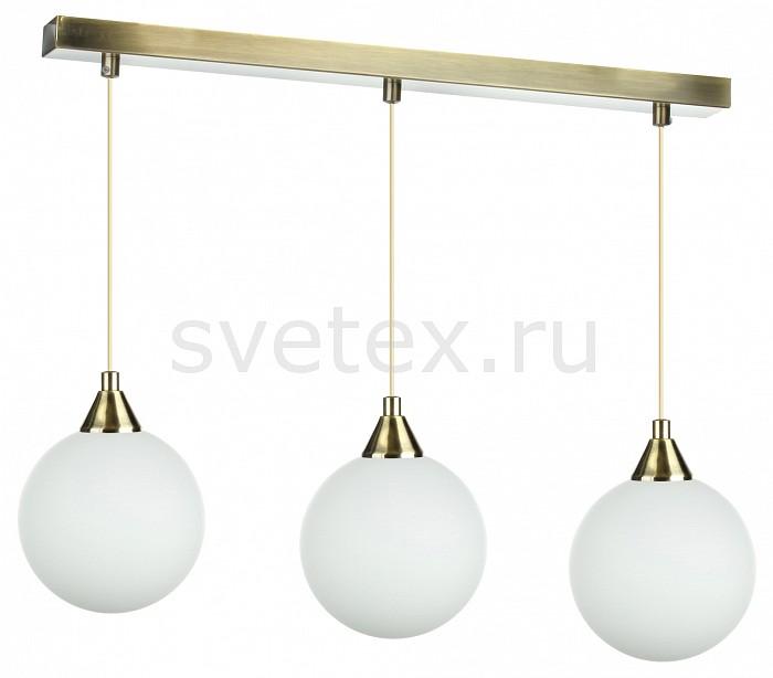 Подвесной светильник 33 идеиДля кухни<br>Артикул - ZZ_PND.102.03.01.AB-S.01.WH_3,Бренд - 33 идеи (Россия),Коллекция - AB_S.01.WH,Длина, мм - 710,Ширина, мм - 150,Высота, мм - 900,Размер упаковки, мм - 560x80x60, 3*160x160x160,Тип лампы - компактная люминесцентная [КЛЛ] ИЛИнакаливания ИЛИсветодиодная [LED],Общее кол-во ламп - 3,Напряжение питания лампы, В - 220,Максимальная мощность лампы, Вт - 60,Лампы в комплекте - отсутствуют,Цвет плафонов и подвесок - белый,Тип поверхности плафонов - матовый,Материал плафонов и подвесок - стекло,Цвет арматуры - латунь античная,Тип поверхности арматуры - глянцевый,Материал арматуры - металл,Количество плафонов - 3,Возможность подлючения диммера - можно, если установить лампу накаливания,Тип цоколя лампы - E14,Класс электробезопасности - I,Общая мощность, Вт - 180,Степень пылевлагозащиты, IP - 20,Диапазон рабочих температур - комнатная температура,Дополнительные параметры - основания светильника 560x55 мм, диаметр плафона 150 мм, способ крепления светильника к потолку – на монтажной пластине<br>