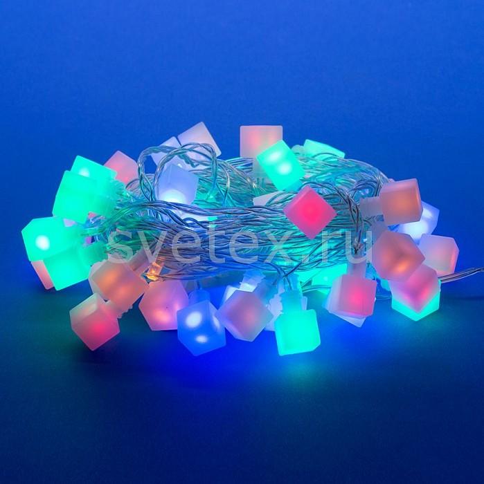 Гирлянда с насадками (7 м) UnielГирлянды с насадками<br>Артикул - UL_07932,Бренд - Uniel (Китай),Коллекция - Кубики,Гарантия, месяцы - 24,Длина, мм - 7000,Длина - 7 м,Тип лампы - светодиодные [LED],Общее кол-во ламп - 50,Максимальная мощность лампы, Вт - 0.35,Цвет лампы - разноцветный,Лампы в комплекте - светодиодные [LED],Цвет плафонов и подвесок - неокрашенный,Тип поверхности плафонов - прозрачный,Материал плафонов и подвесок - полимер,Количество плафонов - 50,Ресурс лампы - 30 тыс. часов,Цвет провода - серый,Материал провода - полимер,Класс электробезопасности - I,Напряжение питания, В - 220,Общая мощность, Вт - 17,Степень пылевлагозащиты, IP - 20,Диапазон рабочих температур - комнатная температура,Дополнительные параметры - гирлянда может использоваться только внутри помещения<br>