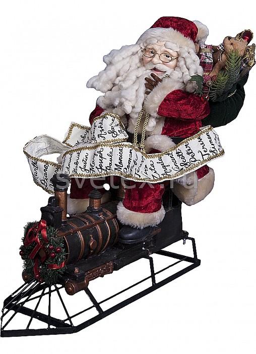 Фото Дед Мороз Mister Christmas x 61 см Дед Мороз