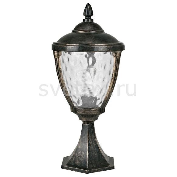 Наземный низкий светильник DuwiСветильники<br>Артикул - DU_24157_7,Бренд - Duwi (Германия),Коллекция - Milano,Гарантия, месяцы - 12,Высота, мм - 455,Диаметр, мм - 210,Тип лампы - компактная люминесцентная [КЛЛ] ИЛИнакаливания ИЛИсветодиодная [LED],Общее кол-во ламп - 1,Напряжение питания лампы, В - 220,Максимальная мощность лампы, Вт - 100,Лампы в комплекте - отсутствуют,Цвет плафонов и подвесок - неокрашенный,Тип поверхности плафонов - прозрачный, рельефный,Материал плафонов и подвесок - стекло,Цвет арматуры - бронза античная,Тип поверхности арматуры - матовый,Материал арматуры - металл,Количество плафонов - 1,Тип цоколя лампы - E27,Класс электробезопасности - II,Степень пылевлагозащиты, IP - 44,Диапазон рабочих температур - от -40^C до +50^C<br>