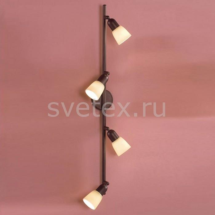 Спот CitiluxСпоты<br>Артикул - CL506544,Бренд - Citilux (Дания),Коллекция - Ронда,Гарантия, месяцы - 24,Время изготовления, дней - 1,Длина, мм - 900,Выступ, мм - 150,Размер упаковки, мм - 130x110x900,Тип лампы - компактная люминесцентная [КЛЛ] ИЛИнакаливания ИЛИсветодиодная [LED],Общее кол-во ламп - 4,Напряжение питания лампы, В - 220,Максимальная мощность лампы, Вт - 60,Лампы в комплекте - отсутствуют,Цвет плафонов и подвесок - шампань,Тип поверхности плафонов - матовый,Материал плафонов и подвесок - стекло,Цвет арматуры - коричневый,Тип поверхности арматуры - матовый,Материал арматуры - сталь,Количество плафонов - 4,Возможность подлючения диммера - можно, если установить лампу накаливания,Тип цоколя лампы - E14,Класс электробезопасности - I,Общая мощность, Вт - 240,Степень пылевлагозащиты, IP - 20,Диапазон рабочих температур - комнатная температура,Дополнительные параметры - поворотный светильник<br>