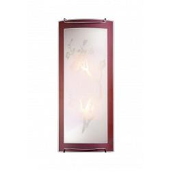 Накладной светильник SonexСветодиодные<br>Артикул - SN_1646,Бренд - Sonex (Россия),Коллекция - Sakura,Гарантия, месяцы - 24,Тип лампы - компактная люминесцентная [КЛЛ] ИЛИнакаливания ИЛИсветодиодная [LED],Общее кол-во ламп - 2,Напряжение питания лампы, В - 220,Максимальная мощность лампы, Вт - 60,Лампы в комплекте - отсутствуют,Цвет плафонов и подвесок - белый с рисунком и коричневой каймой,Тип поверхности плафонов - матовый,Материал плафонов и подвесок - стекло,Цвет арматуры - хром,Тип поверхности арматуры - глянцевый,Материал арматуры - металл,Возможность подлючения диммера - можно, если установить лампу накаливания,Тип цоколя лампы - E27,Класс электробезопасности - I,Общая мощность, Вт - 120,Степень пылевлагозащиты, IP - 20,Диапазон рабочих температур - комнатная температура<br>