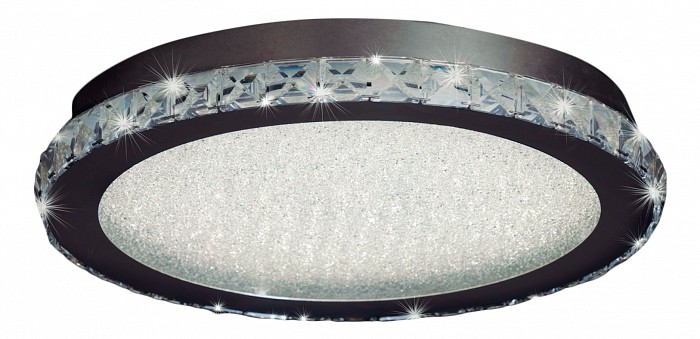 Накладной светильник MantraКруглые<br>Артикул - MN_4574,Бренд - Mantra (Испания),Коллекция - Crystal 1,Гарантия, месяцы - 24,Время изготовления, дней - 1,Высота, мм - 65,Диаметр, мм - 320,Тип лампы - светодиодная [LED],Общее кол-во ламп - 1,Напряжение питания лампы, В - 220,Максимальная мощность лампы, Вт - 18,Лампы в комплекте - светодиодная [LED],Цвет плафонов и подвесок - неокрашенный,Тип поверхности плафонов - прозрачный,Материал плафонов и подвесок - стекло, хрусталь,Цвет арматуры - хром,Тип поверхности арматуры - глянцевый,Материал арматуры - металл,Количество плафонов - 1,Возможность подлючения диммера - нельзя,Экономичнее лампы накаливания - в 15 раз,Класс электробезопасности - I,Степень пылевлагозащиты, IP - 20,Диапазон рабочих температур - комнатная температура<br>