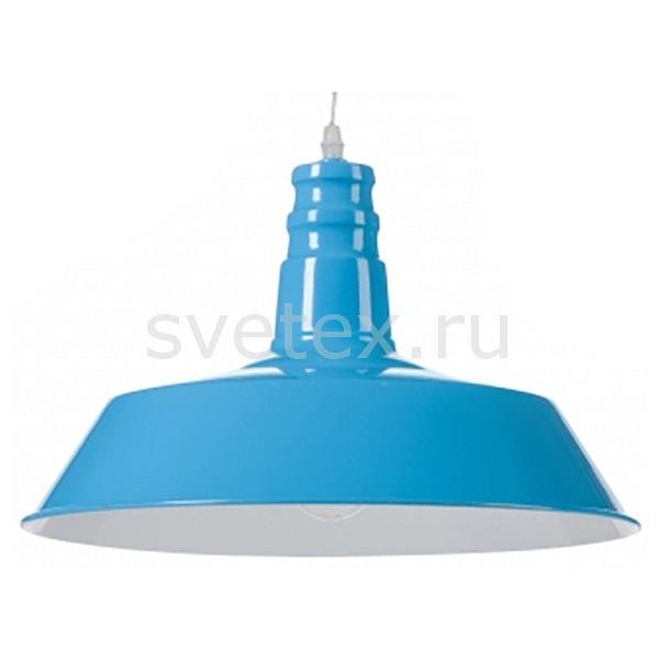 Подвесной светильник CosmoБарные<br>Артикул - CS_6826,Бренд - Cosmo (Россия),Коллекция - Barn Industrial,Гарантия, месяцы - 24,Высота, мм - 260-1500,Диаметр, мм - 360,Тип лампы - компактная люминесцентная [КЛЛ] ИЛИнакаливания ИЛИсветодиодная [LED],Общее кол-во ламп - 1,Напряжение питания лампы, В - 220,Максимальная мощность лампы, Вт - 40,Лампы в комплекте - отсутствуют,Цвет плафонов и подвесок - синий,Тип поверхности плафонов - глянцевый,Материал плафонов и подвесок - сталь,Цвет арматуры - синий,Тип поверхности арматуры - матовый,Материал арматуры - сталь,Количество плафонов - 1,Возможность подлючения диммера - можно, если установить лампу накаливания,Тип цоколя лампы - E27,Класс электробезопасности - I,Степень пылевлагозащиты, IP - 20,Диапазон рабочих температур - комнатная температура,Дополнительные параметры - регулируется по высоте<br>