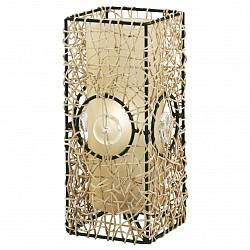 Настольная лампа декоративная Nambia 91016