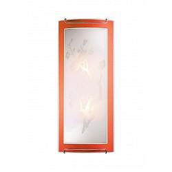 Накладной светильник SonexСветодиодные<br>Артикул - SN_1648,Бренд - Sonex (Россия),Коллекция - Sakura,Гарантия, месяцы - 24,Тип лампы - компактная люминесцентная [КЛЛ] ИЛИнакаливания ИЛИсветодиодная [LED],Общее кол-во ламп - 2,Напряжение питания лампы, В - 220,Максимальная мощность лампы, Вт - 60,Лампы в комплекте - отсутствуют,Цвет плафонов и подвесок - белый с рисунком и оранжевой каймой,Тип поверхности плафонов - матовый,Материал плафонов и подвесок - стекло,Цвет арматуры - хром,Тип поверхности арматуры - глянцевый,Материал арматуры - металл,Возможность подлючения диммера - можно, если установить лампу накаливания,Тип цоколя лампы - E27,Класс электробезопасности - I,Общая мощность, Вт - 120,Степень пылевлагозащиты, IP - 20,Диапазон рабочих температур - комнатная температура<br>