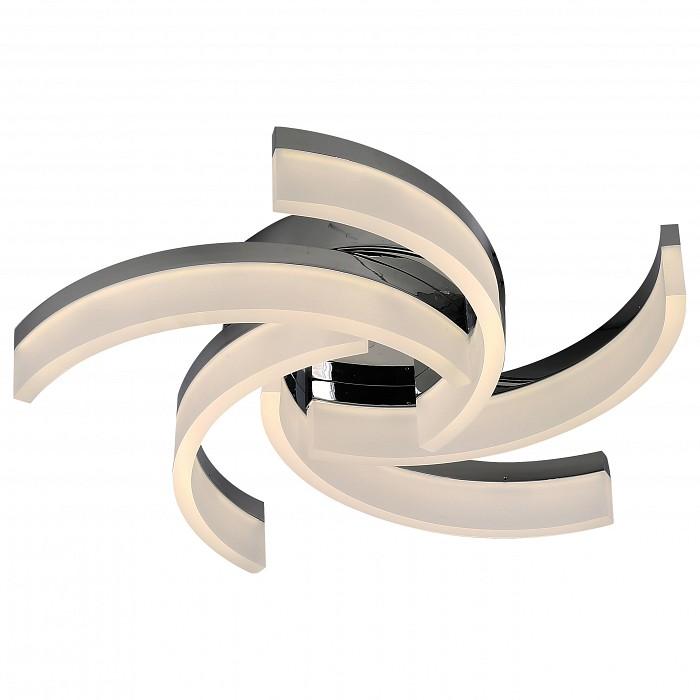 Потолочная люстра Kink LightПолимерные плафоны<br>Артикул - KL_07995,Бренд - Kink Light (Китай),Коллекция - Фейерверк,Гарантия, месяцы - 24,Время изготовления, дней - 1,Высота, мм - 110,Диаметр, мм - 550,Размер упаковки, мм - 620х620х160,Тип лампы - светодиодная [LED],Общее кол-во ламп - 5,Напряжение питания лампы, В - 220,Максимальная мощность лампы, Вт - 12,Цвет лампы - белый,Лампы в комплекте - светодиодные [LED],Цвет плафонов и подвесок - белый,Тип поверхности плафонов - матовый,Материал плафонов и подвесок - акрил,Цвет арматуры - хром,Тип поверхности арматуры - глянцевый,Материал арматуры - дюралюминий,Количество плафонов - 5,Возможность подлючения диммера - нельзя,Цветовая температура, K - 4000 K,Световой поток, лм - 6000,Экономичнее лампы накаливания - в 6, 1 раз,Светоотдача, лм/Вт - 100,Класс электробезопасности - I,Общая мощность, Вт - 60,Степень пылевлагозащиты, IP - 20,Диапазон рабочих температур - комнатная температура,Дополнительные параметры - способ крепления светильника к потолку – на монтажной пластине<br>