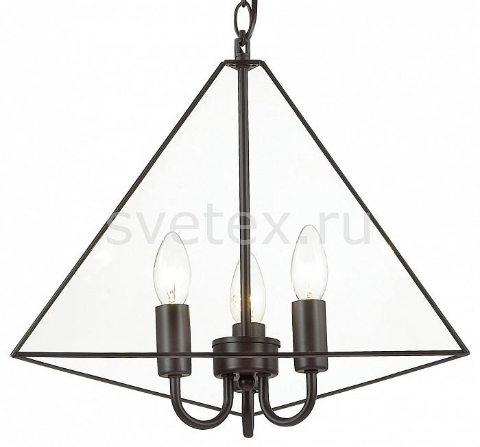 Подвесной светильник FavouriteСветодиодные<br>Артикул - FV_1917-3P,Бренд - Favourite (Германия),Коллекция - Pyramid,Гарантия, месяцы - 24,Высота, мм - 375-1160,Диаметр, мм - 400,Тип лампы - компактная люминесцентная [КЛЛ] ИЛИнакаливания ИЛИсветодиодная [LED],Общее кол-во ламп - 3,Напряжение питания лампы, В - 220,Максимальная мощность лампы, Вт - 40,Лампы в комплекте - отсутствуют,Цвет плафонов и подвесок - неокрашенный,Тип поверхности плафонов - прозрачный,Материал плафонов и подвесок - стекло,Цвет арматуры - черный,Тип поверхности арматуры - матовый,Материал арматуры - металл,Количество плафонов - 1,Возможность подлючения диммера - можно, если установить лампу накаливания,Тип цоколя лампы - E14,Класс электробезопасности - I,Общая мощность, Вт - 120,Степень пылевлагозащиты, IP - 20,Диапазон рабочих температур - комнатная температура,Дополнительные параметры - способ крепления светильника к потолку - на монтажной пластине, регулируется по высоте, стиль Тиффани<br>