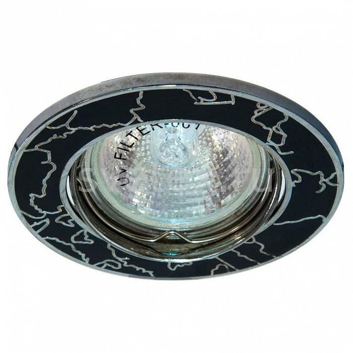 Встраиваемый светильник FeronПотолочные светильники<br>Артикул - FE_17159,Бренд - Feron (Китай),Коллекция - DL2001,Гарантия, месяцы - 24,Глубина, мм - 25,Диаметр, мм - 88,Размер врезного отверстия, мм - 74,Тип лампы - галогеновая ИЛИсветодиодная [LED],Общее кол-во ламп - 1,Напряжение питания лампы, В - 12,Максимальная мощность лампы, Вт - 35,Лампы в комплекте - отсутствуют,Цвет арматуры - черный с хромированым рисунком,Тип поверхности арматуры - глянцевый, матовый,Материал арматуры - металл,Возможность подлючения диммера - можно, если установить галогеновую лампу,Необходимые компоненты - блок питания 12В,Компоненты, входящие в комплект - нет,Форма и тип колбы - полусферическая с рефлектором,Тип цоколя лампы - GU5.3,Класс электробезопасности - I,Напряжение питания, В - 220,Степень пылевлагозащиты, IP - 20,Диапазон рабочих температур - комнатная температура,Дополнительные параметры - поворотный светильник<br>