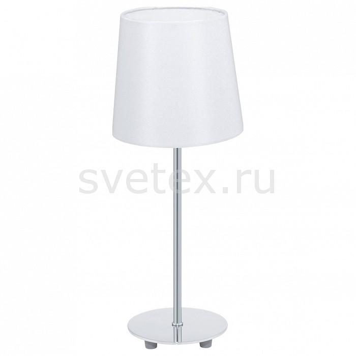 Фото Настольная лампа Eglo E14 220В 40Вт Lauritz 92884
