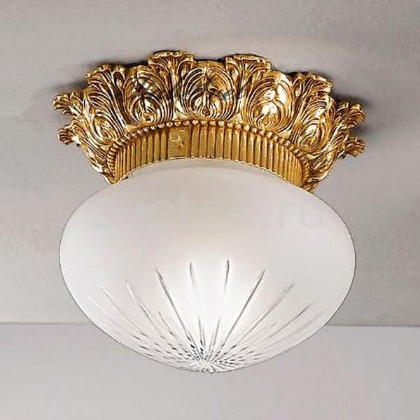 Накладной светильник NervilampКруглые<br>Артикул - NL_0580_French_Gold,Бренд - Nervilamp (Италия),Коллекция - 580,Гарантия, месяцы - 24,Высота, мм - 150,Диаметр, мм - 190,Тип лампы - компактная люминесцентная [КЛЛ] ИЛИнакаливания ИЛИсветодиодная [LED],Общее кол-во ламп - 1,Напряжение питания лампы, В - 220,Максимальная мощность лампы, Вт - 60,Лампы в комплекте - отсутствуют,Цвет плафонов и подвесок - белый с рисунком,Тип поверхности плафонов - матовый,Материал плафонов и подвесок - стекло,Цвет арматуры - золото французское,Тип поверхности арматуры - глянцевый, металлик, рельефный,Материал арматуры - металл,Количество плафонов - 1,Возможность подлючения диммера - можно, если установить лампу накаливания,Тип цоколя лампы - E27,Класс электробезопасности - I,Степень пылевлагозащиты, IP - 20,Диапазон рабочих температур - комнатная температура,Дополнительные параметры - способ крепления светильника к потолку - на монтажной пластине<br>