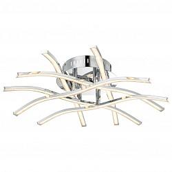 Потолочная люстра GloboПолимерные плафоны<br>Артикул - GB_67816,Бренд - Globo (Австрия),Коллекция - Sahara,Гарантия, месяцы - 24,Высота, мм - 140,Диаметр, мм - 500,Размер упаковки, мм - 650х235х175,Тип лампы - светодиодная [LED],Общее кол-во ламп - 6,Напряжение питания лампы, В - 220,Максимальная мощность лампы, Вт - 5,Лампы в комплекте - светодиодные [LED],Цвет плафонов и подвесок - белый, хром,Тип поверхности плафонов - глянцевый, матовый, металлик,Материал плафонов и подвесок - акрил,Цвет арматуры - хром,Тип поверхности арматуры - глянцевый, металлик,Материал арматуры - металл,Возможность подлючения диммера - нельзя,Класс электробезопасности - I,Общая мощность, Вт - 30,Степень пылевлагозащиты, IP - 20,Диапазон рабочих температур - комнатная температура,Дополнительные параметры - способ крепления светильника к потолку – на монтажной пластине<br>