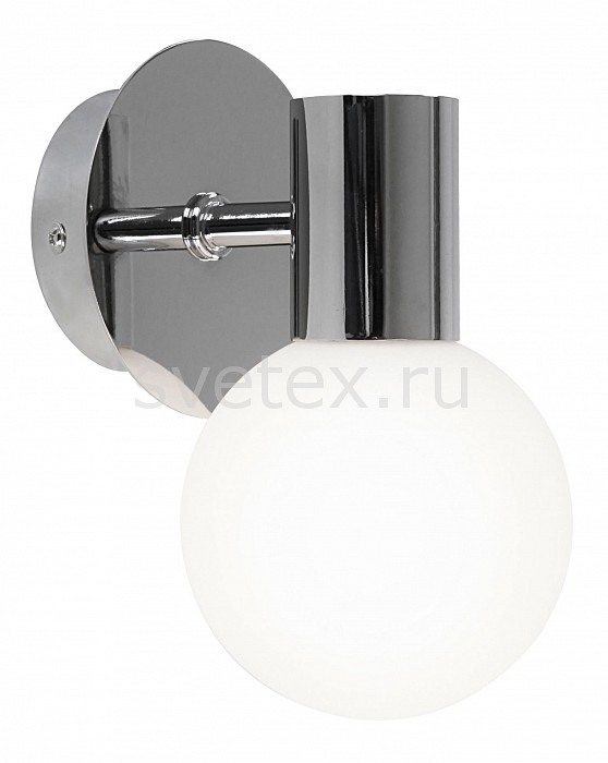 Светильник на штанге GloboСветильники для ВАННОЙ<br>Артикул - GB_41522,Бренд - Globo (Австрия),Коллекция - Skylon,Гарантия, месяцы - 24,Время изготовления, дней - 1,Высота, мм - 145,Выступ, мм - 115,Размер упаковки, мм - 185x90x90,Тип лампы - галогеновая,Общее кол-во ламп - 1,Напряжение питания лампы, В - 220,Максимальная мощность лампы, Вт - 40,Цвет лампы - белый теплый,Лампы в комплекте - галогеновая G9,Цвет плафонов и подвесок - опал,Тип поверхности плафонов - матовый,Материал плафонов и подвесок - стекло,Цвет арматуры - хром,Тип поверхности арматуры - глянцевый,Материал арматуры - металл,Количество плафонов - 1,Форма и тип колбы - пальчиковая,Тип цоколя лампы - G9,Цветовая температура, K - 2800 - 3200 K,Экономичнее лампы накаливания - на 50%,Класс электробезопасности - I,Степень пылевлагозащиты, IP - 44<br>