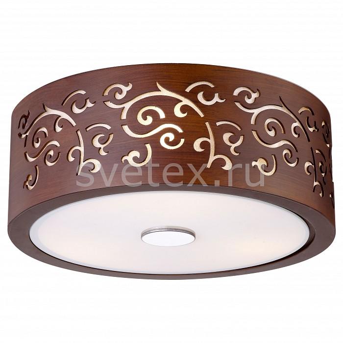 Фото Накладной светильник Arte Lamp Arabesco A1500PL-3BR