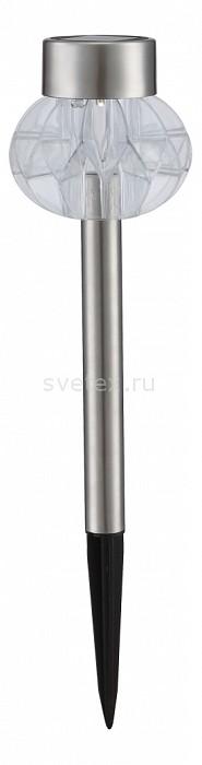 Наземный низкий светильник GloboНизкие<br>Артикул - GB_33055-12,Бренд - Globo (Австрия),Коллекция - Solar,Гарантия, месяцы - 24,Высота, мм - 350,Диаметр, мм - 90,Тип лампы - светодиодная (LED),Общее кол-во ламп - 1,Напряжение питания лампы, В - 3,Максимальная мощность лампы, Вт - 0.06,Цвет лампы - белый, желтый, зеленый, красный,Лампы в комплекте - светодиодная (LED),Цвет плафонов и подвесок - неокрашенный,Тип поверхности плафонов - прозрачный,Материал плафонов и подвесок - полимер,Цвет арматуры - сталь,Тип поверхности арматуры - глянцевый,Материал арматуры - нержавеющая сталь,Компоненты, входящие в комплект - аккумулятор (время работы без подзарядки 6 часов), солнечные батареи,Экономичнее лампы накаливания - в 15 раз,Класс электробезопасности - III,Степень пылевлагозащиты, IP - 44,Диапазон рабочих температур - от -40^C до +40^C<br>