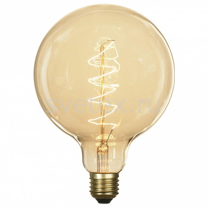 Лампа накаливания Lussoleкомплектующие для люстр<br>Артикул - GF-E-760,Бренд - Lussole (Италия),Коллекция - Loft,Гарантия, месяцы - 24,Высота, мм - 170,Диаметр, мм - 125,Тип лампы - накаливания,Напряжение питания лампы, В - 220,Максимальная мощность лампы, Вт - 60,Цвет лампы - белый теплый,Форма и тип колбы - сферическая,Тип цоколя лампы - E27,Цветовая температура, K - 2800 K,Световой поток, лм - 630,Ресурс лампы - 2.5 тыс. часов<br>