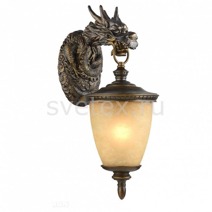 Светильник на штанге Dragon 1716-1W FavouriteСветильники<br>Артикул - FV_1716-1W,Бренд - Favourite (Германия),Коллекция - Dragon,Гарантия, месяцы - 24,Ширина, мм - 225,Высота, мм - 530,Выступ, мм - 310,Тип лампы - компактная люминесцентная [КЛЛ] ИЛИнакаливания ИЛИсветодиодная [LED],Общее кол-во ламп - 1,Напряжение питания лампы, В - 220,Максимальная мощность лампы, Вт - 60,Лампы в комплекте - отсутствуют,Цвет плафонов и подвесок - янтарный,Тип поверхности плафонов - матовый,Материал плафонов и подвесок - стекло,Цвет арматуры - золотисто-коричневый,Тип поверхности арматуры - матовый, рельефный,Материал арматуры - металл,Количество плафонов - 1,Тип цоколя лампы - E27,Класс электробезопасности - I,Степень пылевлагозащиты, IP - 44,Диапазон рабочих температур - от -40^C до +40^C<br>