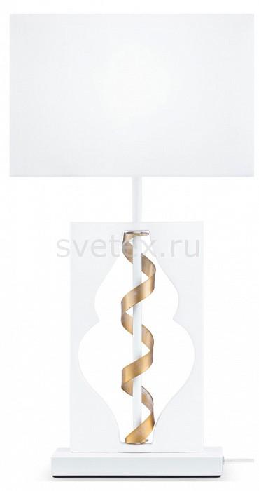 Настольная лампа MaytoniС абажуром<br>Артикул - MY_ARM010-11-W,Бренд - Maytoni (Германия),Коллекция - Intreccio,Гарантия, месяцы - 24,Ширина, мм - 260,Высота, мм - 450,Выступ, мм - 110,Размер упаковки, мм - 290x150x520,Тип лампы - компактная люминесцентная [КЛЛ] ИЛИнакаливания ИЛИсветодиодная [LED],Общее кол-во ламп - 1,Напряжение питания лампы, В - 220,Максимальная мощность лампы, Вт - 40,Лампы в комплекте - отсутствуют,Цвет плафонов и подвесок - белый,Тип поверхности плафонов - матовый, прозрачный,Материал плафонов и подвесок - текстиль,Цвет арматуры - белый, золото,Тип поверхности арматуры - глянцевый, матовый,Материал арматуры - металл,Количество плафонов - 1,Наличие выключателя, диммера или пульта ДУ - выключатель на проводе,Компоненты, входящие в комплект - провод электропитания с вилкой без заземления,Тип цоколя лампы - E14,Класс электробезопасности - II,Степень пылевлагозащиты, IP - 20,Диапазон рабочих температур - комнатная температура<br>