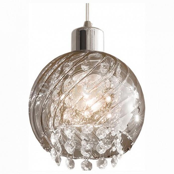 Подвесной светильник CitiluxПодвесные светильники<br>Артикул - CL317111,Бренд - Citilux (Дания),Коллекция - Бейт,Гарантия, месяцы - 24,Время изготовления, дней - 1,Высота, мм - 250-1200,Диаметр, мм - 150,Тип лампы - компактная люминесцентная [КЛЛ] ИЛИнакаливания ИЛИсветодиодная [LED],Общее кол-во ламп - 1,Напряжение питания лампы, В - 220,Максимальная мощность лампы, Вт - 60,Лампы в комплекте - отсутствуют,Цвет плафонов и подвесок - дымчатый, неокрашенный,Тип поверхности плафонов - прозрачный, рельефный,Материал плафонов и подвесок - стекло, хрусталь,Цвет арматуры - хром,Тип поверхности арматуры - глянцевый,Материал арматуры - металл,Количество плафонов - 1,Возможность подлючения диммера - можно, если установить лампу накаливания,Тип цоколя лампы - E27,Класс электробезопасности - I,Степень пылевлагозащиты, IP - 20,Диапазон рабочих температур - комнатная температура<br>