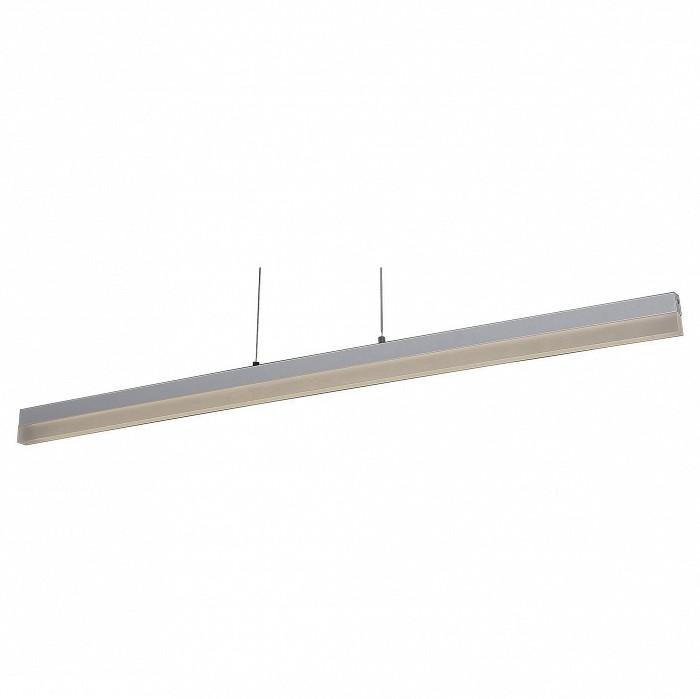 Подвесной светильник Kink LightСветодиодные<br>Артикул - KL_08207,Бренд - Kink Light (Китай),Коллекция - Ансер,Гарантия, месяцы - 12,Длина, мм - 1020,Ширина, мм - 48,Высота, мм - 1000,Размер упаковки, мм - 140x190x1090,Тип лампы - светодиодная [LED],Общее кол-во ламп - 30,Максимальная мощность лампы, Вт - 1,Цвет лампы - белый,Лампы в комплекте - светодиодные [LED],Цвет плафонов и подвесок - белый,Тип поверхности плафонов - матовый,Материал плафонов и подвесок - акрил,Цвет арматуры - белый,Тип поверхности арматуры - матовый,Материал арматуры - алюминий,Количество плафонов - 1,Возможность подлючения диммера - нельзя,Цветовая температура, K - 4000 K,Световой поток, лм - 3000,Экономичнее лампы накаливания - в 6.6 раза,Светоотдача, лм/Вт - 100,Класс электробезопасности - I,Напряжение питания, В - 220,Общая мощность, Вт - 30,Степень пылевлагозащиты, IP - 20,Диапазон рабочих температур - комнатная температура,Дополнительные параметры - способ крепления светильника к потолку - на монтажной пластине<br>