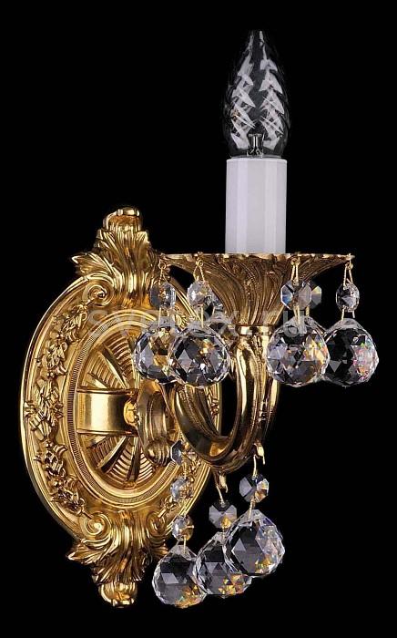 Фото Бра Bohemia Ivele Crystal 1700 1700/1/B/G/Balls