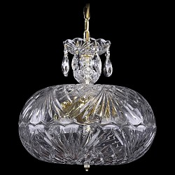 Подвесной светильник Bohemia Ivele CrystalСветодиодные<br>Артикул - BI_7712_35_G,Бренд - Bohemia Ivele Crystal (Чехия),Коллекция - 7712,Гарантия, месяцы - 24,Высота, мм - 330,Диаметр, мм - 350,Размер упаковки, мм - 380x380x320,Тип лампы - компактная люминесцентная [КЛЛ] ИЛИнакаливания ИЛИсветодиодная [LED],Общее кол-во ламп - 6,Напряжение питания лампы, В - 220,Максимальная мощность лампы, Вт - 40,Лампы в комплекте - отсутствуют,Цвет плафонов и подвесок - неокрашенный,Тип поверхности плафонов - прозрачный, рельефный,Материал плафонов и подвесок - стекло, хрусталь,Цвет арматуры - золото, неокрашенный,Тип поверхности арматуры - глянцевый, прозрачный, рельефный,Материал арматуры - металл, стекло,Возможность подлючения диммера - можно, если установить лампу накаливания,Тип цоколя лампы - E14,Класс электробезопасности - I,Общая мощность, Вт - 240,Степень пылевлагозащиты, IP - 20,Диапазон рабочих температур - комнатная температура,Дополнительные параметры - способ крепления светильника к потолку - на крюке, указана высота светильника без подвеса<br>