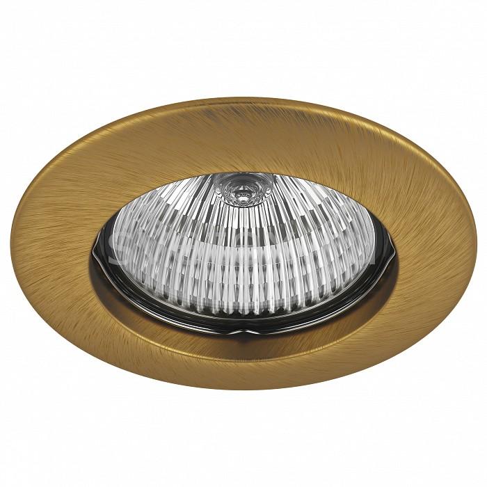 Встраиваемый светильник LightstarВстраиваемые светильники<br>Артикул - LS_011073,Бренд - Lightstar (Италия),Коллекция - Teso,Гарантия, месяцы - 24,Время изготовления, дней - 1,Высота, мм - 68,Выступ, мм - 8,Глубина, мм - 60,Диаметр, мм - 80,Размер врезного отверстия, мм - 60,Тип лампы - галогеновая ИЛИсветодиодная [LED],Общее кол-во ламп - 1,Напряжение питания лампы, В - 220,Максимальная мощность лампы, Вт - 50,Лампы в комплекте - отсутствуют,Цвет арматуры - латунь,Тип поверхности арматуры - матовый,Материал арматуры - металл,Возможность подлючения диммера - можно, если установить галогеновую лампу,Форма и тип колбы - полусферическая с рефлектором ИЛИполусферическая с радиатором,Тип цоколя лампы - GU5.3,Экономичнее лампы накаливания - на 50%,Класс электробезопасности - I,Степень пылевлагозащиты, IP - 20,Диапазон рабочих температур - комнатная температура,Дополнительные параметры - рефлекторная лампа MR-16, возможна установка лампы GU5.3 (MR-16) на 12 В с подключением через трансформатор 12 В<br>