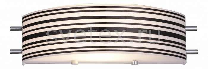 Накладной светильник ST-LuceСветодиодные<br>Артикул - SL484.541.01,Бренд - ST-Luce (Италия),Коллекция - Heggia,Гарантия, месяцы - 24,Длина, мм - 315,Ширина, мм - 90,Выступ, мм - 120,Размер упаковки, мм - 340x120x140,Тип лампы - компактная люминесцентная [КЛЛ] ИЛИнакаливания ИЛИсветодиодная [LED],Общее кол-во ламп - 1,Напряжение питания лампы, В - 220,Максимальная мощность лампы, Вт - 60,Лампы в комплекте - отсутствуют,Цвет плафонов и подвесок - белый, разноцветный полосатый: белый, черный,Тип поверхности плафонов - матовый,Материал плафонов и подвесок - полимер, стекло,Цвет арматуры - хром,Тип поверхности арматуры - глянцевый,Материал арматуры - металл,Количество плафонов - 1,Возможность подлючения диммера - можно, если установить лампу накаливания,Тип цоколя лампы - E14,Класс электробезопасности - I,Степень пылевлагозащиты, IP - 20,Диапазон рабочих температур - комнатная температура,Дополнительные параметры - способ крепления светильника к стене – на монтажной пластине, предназначен для использования со скрытой проводкой<br>